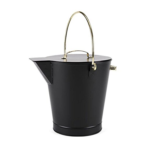 Ash Bucket Black image
