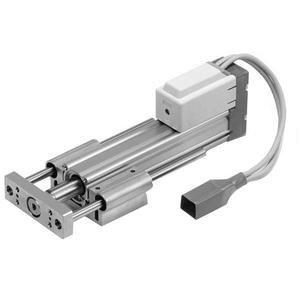 Smc Leyg25Laa-50C-R16Pd Actuator, Electric, Slider