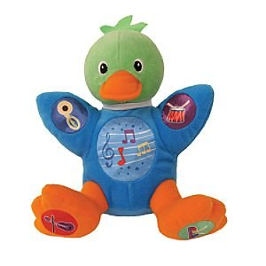 Baby's Store |   Disney Baby Einstein Press & Play Pals: Duck :  play pals disney duck