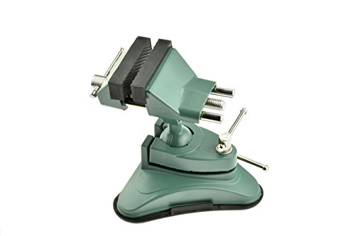 SE 8437MVC Mini Small Hobby Vice Craft Bench Vacuum Vi 3-Inch (Vice Jaw Inserts compare prices)