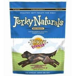 Jerky NaturalsTM Healthy Vitamin-Fortified Treats for Dogs - Beef