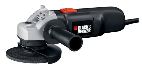 Black & Decker 7750 4-1/2-Inch Small Angle Grinder