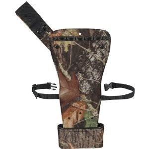 Allen Company Broadhead Hip Quiver for Aluminum or Carbon Arrows Holds 6 Arrows GreenB0000AVE3W