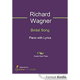 Bridal Song - Score
