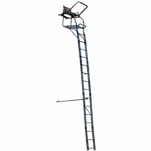 Big Game The Legend Ladder Stand, Black
