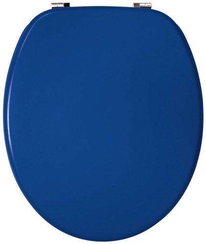 Design 704892 Toilettendeckel Infinity, Indigo matt