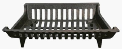 Read About Panacea Products Corp 18' Blk Cast Iron Grate 15418 Fireplace Grates & Andirons