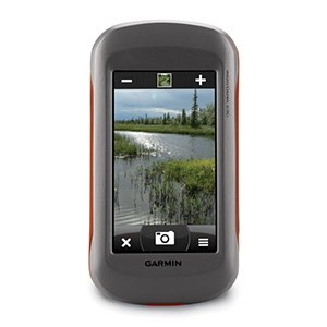 GARMIN MONTANA 650 GPS WITH CAMERA