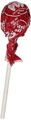 Cherry Tootsie Pops 60 pops