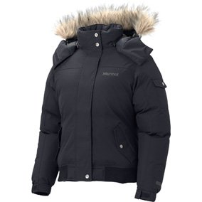 Whitestone Jacket - Women's Black MD by Marmot