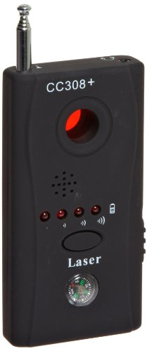 Full Range Camera And Bug Detector Cc308