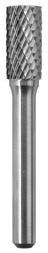 A&H Abrasives 120815, Portable Power Tool Accessories, Carvers, 3/8x3/4x1/4 Sa3 Carbide Burr