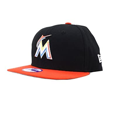 Miami Marlins Youth 2Tone 9FIFTY Snapback