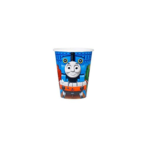 Thomas The Tank 9 oz Paper Cups