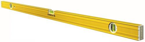 Stabila 29272 72-Inch Magnetic 3-Vial Contractors Level