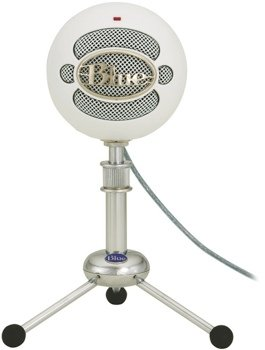 Blue Microphones Snowball - Microphone - White