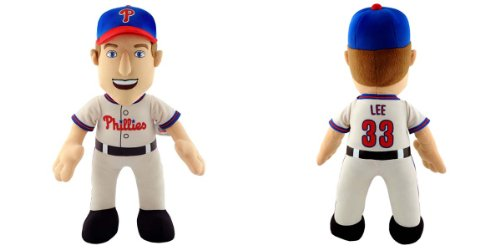 Philadelphia Phillies Phillies Cliff Lee Plush Doll 14 at Amazon.com