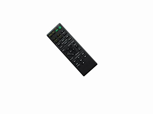 Replacement Remote Control Fit For Sony Ht-Ct770 Ht-Ct260Hp 2.1 Channel Surround Sound Bar With Wireless Subwoofer Home Theater System