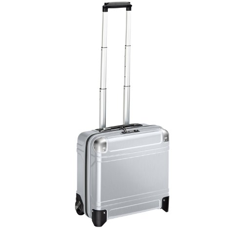 zero-halliburton-geo-polycarbonate-wheeled-business-case-silver-one-size