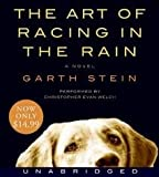 The Art of Racing in the Rain Low Price CD [Audiobook, Unabridged] Publisher: HarperAudio; Unabridged edition