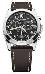 Victorinox Swiss Army Quartz Black Dial Men's Watch - V241567 from Swiss Army