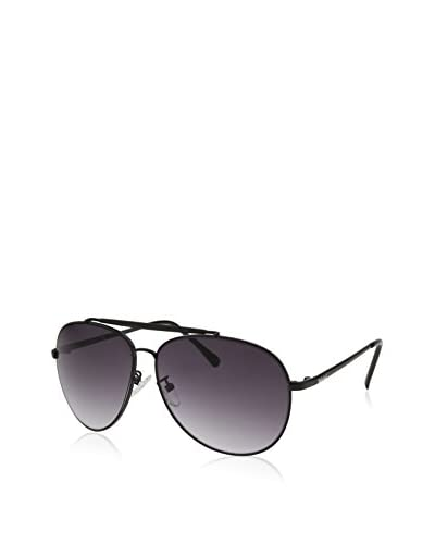 Timberland Men's Aviator Sunglasses, Black/Grey Gradient
