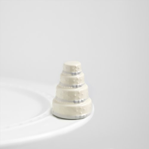 Amazon.com - Nora Fleming Wedding Cake Mini A107 - Decorative Plates