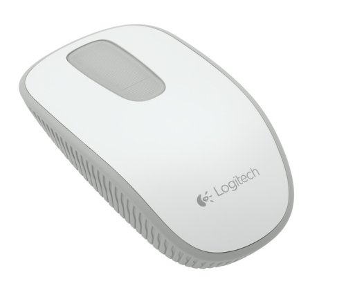 Get Cheap Logitech T400 Wireless Mouse White - Best Computer