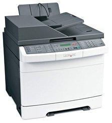 X544dw Multifonction (télécopieur / photocopieuse / ... couleur - 250 feuilles - laser - 33.6 Kbi...
