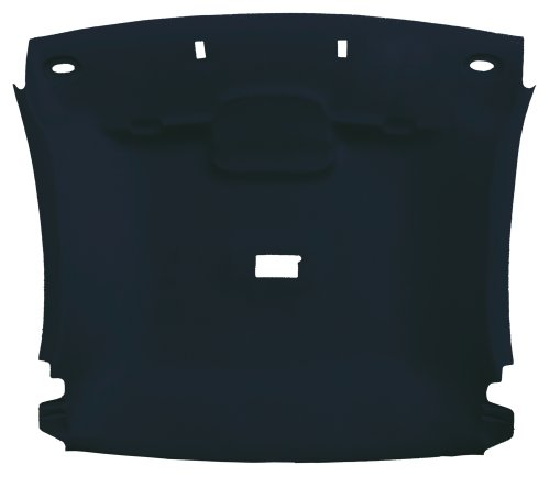 Acme AFH47-FB1928 ABS Plastic Headliner Covered With Ebony Foambacked Cloth (2000 Mustang Headliner compare prices)