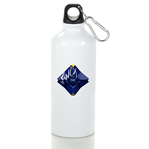 Aluminum Game Future War Cult Ghost Shell Sports Water Bottle