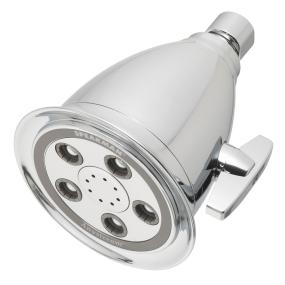 High pressure fixed showerhead