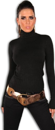 in-style-jersey-para-mujer-con-cuello-alto-manga-larga-talla-unica-32-38-negro-36-38