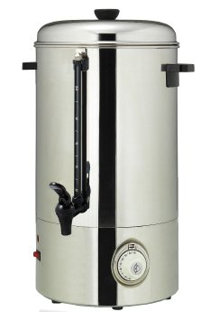 Magic Mill RMUR50 50 Cup Water Boiler, Stainless Steel