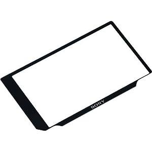 Sony PCKLM1AM Semi-Hard Plastic LCD Screen Cover Protector for Alpha Camera Models