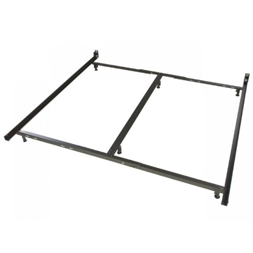 Twin Iron Bed Frame 174657 front
