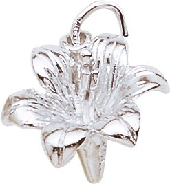 Lily Charm by Rembrandt Charms