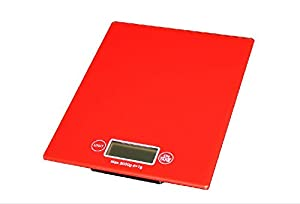 Kitchen Electronic Digital Food Scale - White
