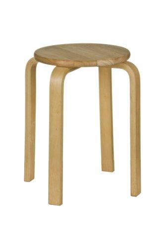 premier-housewares-rubberwood-round-stool-44-x-37-x-37-cm