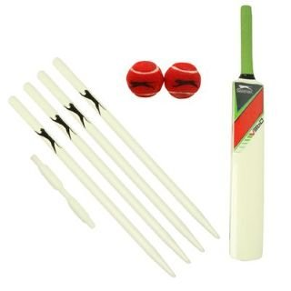 Slazenger V360 Cricket Set - 3