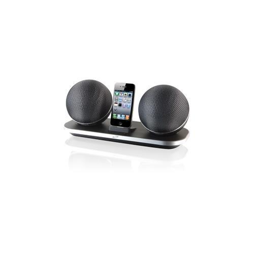 Jaybrake Ilive Isp822B Black Wireless Docking Speaker For Ipod Iphone