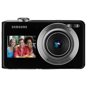 Samsung Dual View 12.2MP Digital Camera - Silver (TL205)