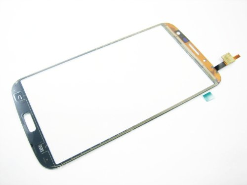 For Samsung Galaxy Mega 6.3 Gt-I9200 I9205 ~ White Touch Screen Digitizer Pantalla ~ Mobile Phone Repair Part Replacement