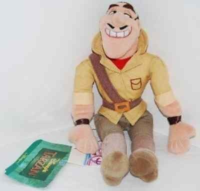"Disney's Tarzan ""Clayton"" 9"" Plush Bean Bag - 1"