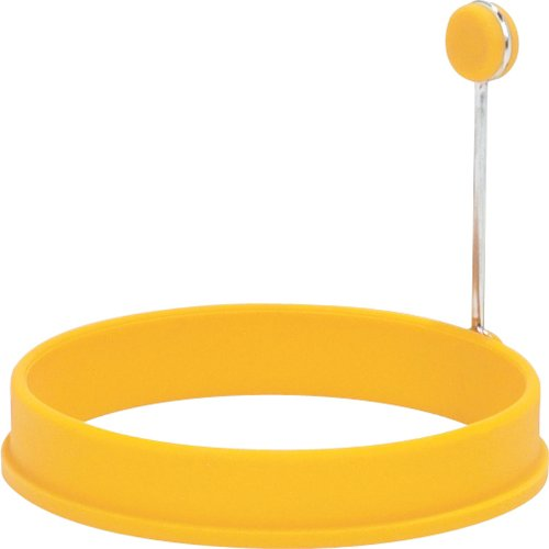 Trudeau 4-Inch Egg Ring, Yellow Sun
