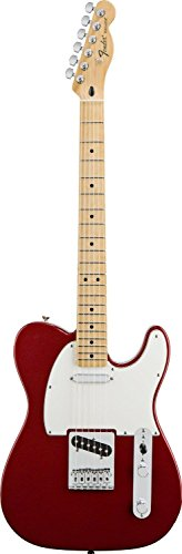 Fender Standard Telecaster, Maple Fretboard - Candy Apple Red
