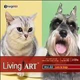 リビングアート Vol.22 犬と猫