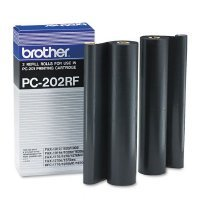 Brother Fax 1030 Plus - Original Brother PC202RF - Ruban Thermique (2 pieces) -