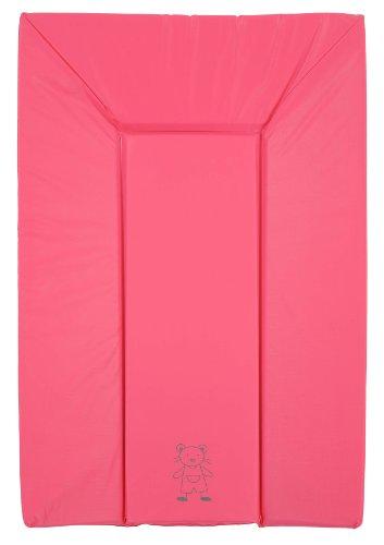 Looping Matelas à Langer 3 Pentes en PVC Dimension 48 x 77 cm Framboise