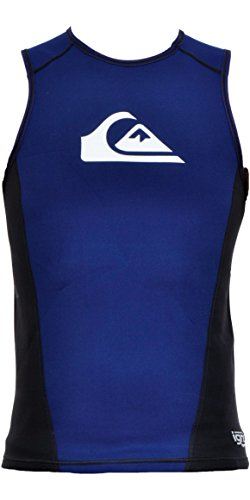 Quiksilver Ignite 0.5mm Neoprene Vest RED IG81A Sizes- - Small